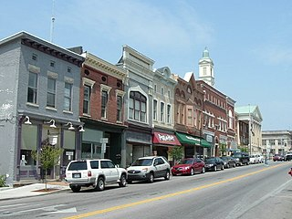 Versailles, Kentucky City in Kentucky, United States