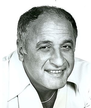Vic Tayback - Tayback in 1976