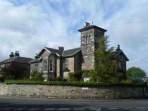 Greenhill, Edinburgh - Victorian villa at Greenhill