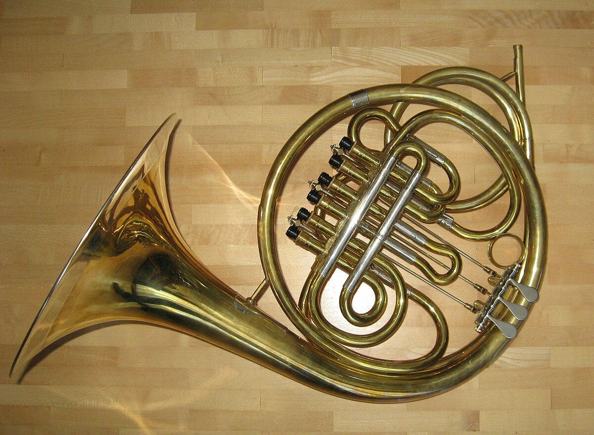 French Horn Yamaha