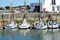 Vieux gréements dans le port de La Flotte-en-Ré (5).JPG