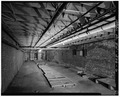View east, general view of basement - Malott Building, 118 South Meridian Street, Indianapolis, Marion County, IN HABS IND,49-IND,51-6.tif