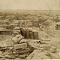 View of the trenches at Fort Mahone, Petersburg, VA,.jpg