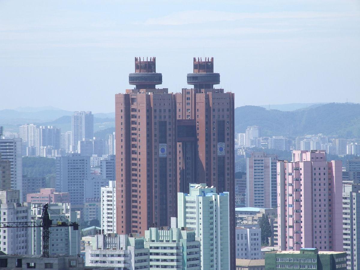 平壌高麗ホテル - Wikipedia