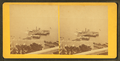 Views of Steamboat River Queen, &c. Rocky Point, R.I, from Robert N. Dennis collection of stereoscopic views.png