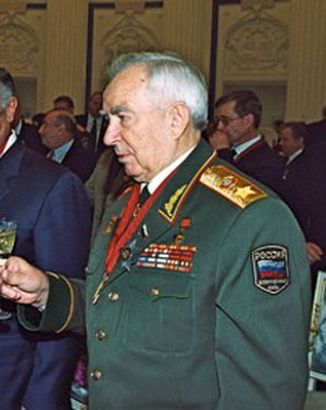 Supreme Commander of the Unified Armed Forces of the Warsaw Treaty Organization - Image: Viktor Kulikov