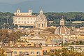 Villa Medici, S Carlo al Corso & S Salvatore in Lauro.jpg