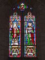 Villars (Dordogne) église vitrail (1).JPG