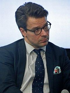 Ville Niinistö Finnish politician
