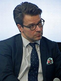 Ville Niinistö Elias Niinistö