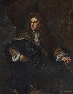 Edward Villiers, 1st Earl of Jersey - Image: Villiers Edward CU SJ 215sm