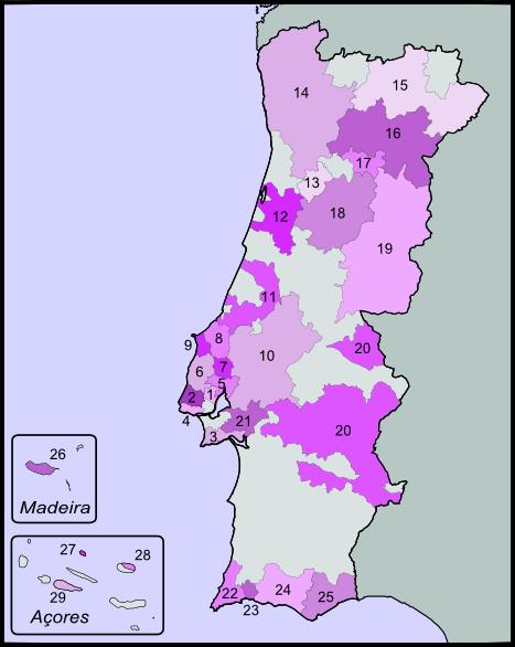 Vinos DOC de Portugal