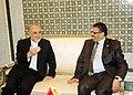 Visite de travail du Ministre des Affaires Etrangères de la République Islamique d'Iran (6963022406).jpg