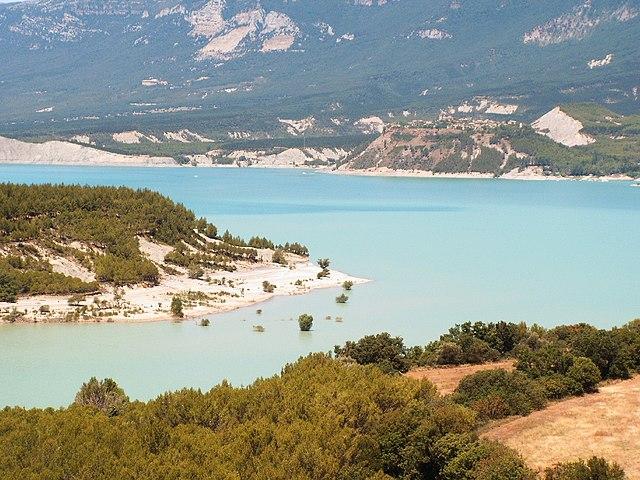 Lac de Yesa
