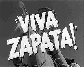 Description de l'image Viva Zapata movie trailer screenshot (36).jpg.