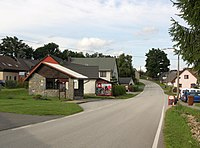 Vlachovice (okres Žďár nad Sázavou) - centrum obce.jpg