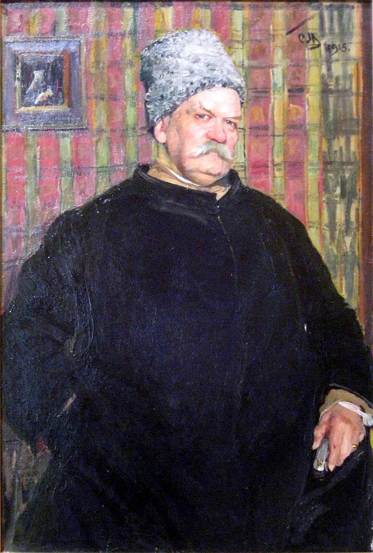 В. Гиляровский