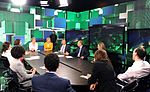 Vladimir Putin - Visit to Russia Today television channel 7.jpg