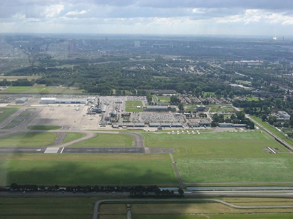 Vliegveld Zestienhoven