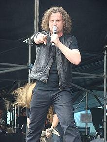 Denis Belanger al Gods of Metal del 2009.