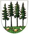 Coat of arms of Volary