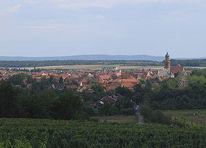 Volkach - Image: Volkach
