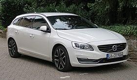 2017 Volvo S60 T6 R Design Platinum >> Volvo V60 Wikipedia