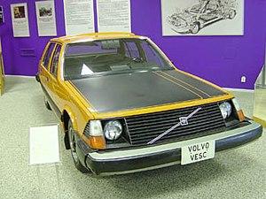 Experimental Safety Vehicle - Image: Volvo vesc