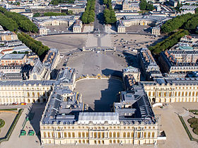 image illustrative de l'article Place d'Armes (Versailles)