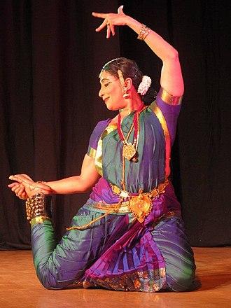 Vyjayanthi Kashi - Smt. Vyjayanthi kashi- Kuchipudi Dancer, Bangalore