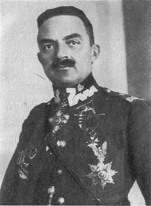 Włodzimierz Zagórski (general) - Image: Włodzimierz Ostoja Zagórski