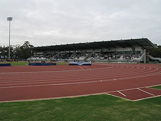 Western Australian Athletics Stadium stadium in Perth, Western Australia