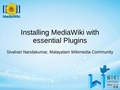 WCI installing mediawiki with essential extensions.pdf