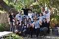 WMDE group photo at Jerusalem Hackathon 05.JPG