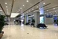 Waiting room of Daxing Airport Railway Station (20190925172423).jpg