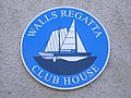 Walls Regatta club house sign - geograph.org.uk - 971421.jpg
