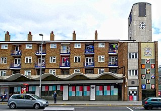 Central Parade, Walthamstow