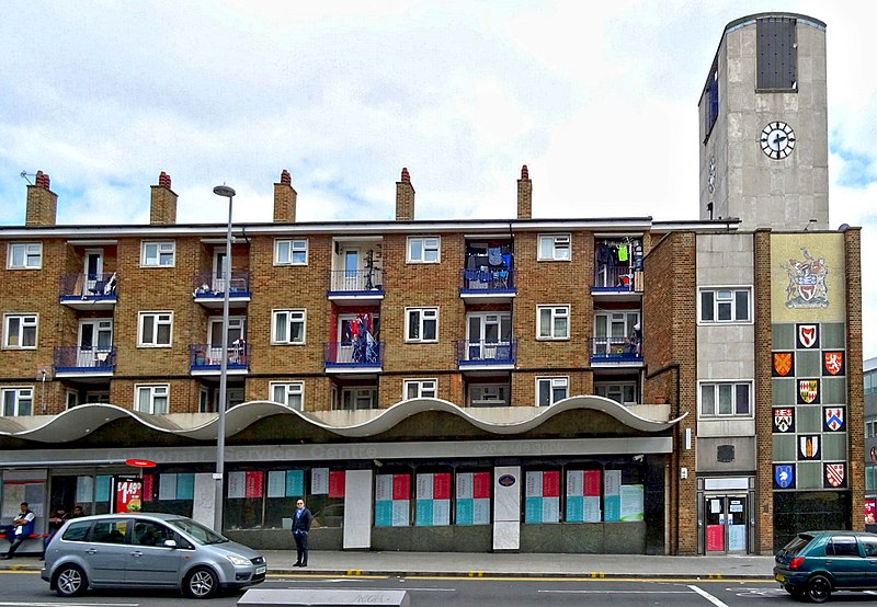 File:Walthamstow V1 Attack - Central Parade Hoe Street E17 (Waltham Forest Heritage).jpg