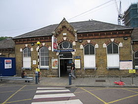 Image illustrative de l'article Walthamstow Central (métro de Londres)