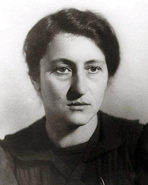 Wanda Wasilewska cover