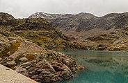 Wandeltocht van parkeerplaats bij centrale Malga Mare (1983m) naar Lago del Careser (2603m) 12.jpg