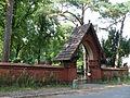 Wannsee Lindenstraße Friedhofstor.JPG