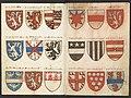 Wapenboek Beyeren (armorial) - KB79K21 - folios 014v (left) and 015r (right).jpg