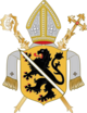 Coat of arms of the Bamberg diocese