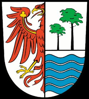 Michendorf - Image: Wappen Michendorf