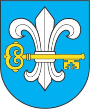 Oberhallau - Image: Wappen Oberhallau