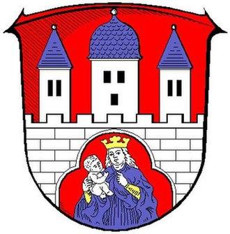 Trendelburg - Image: Wappen Trendelburg