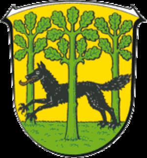 Wolfhagen - Image: Wappen Wolfhagen