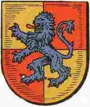 Vierhöfen - Image: Wappen der Gemeinde Vierhöfen