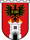 Coat of arms of the city of Eisenstadt.png